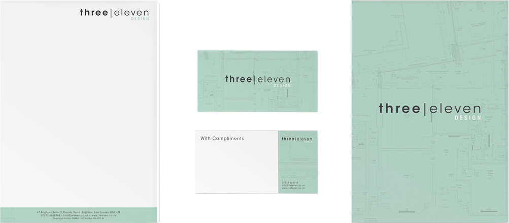 Three Eleven stationary